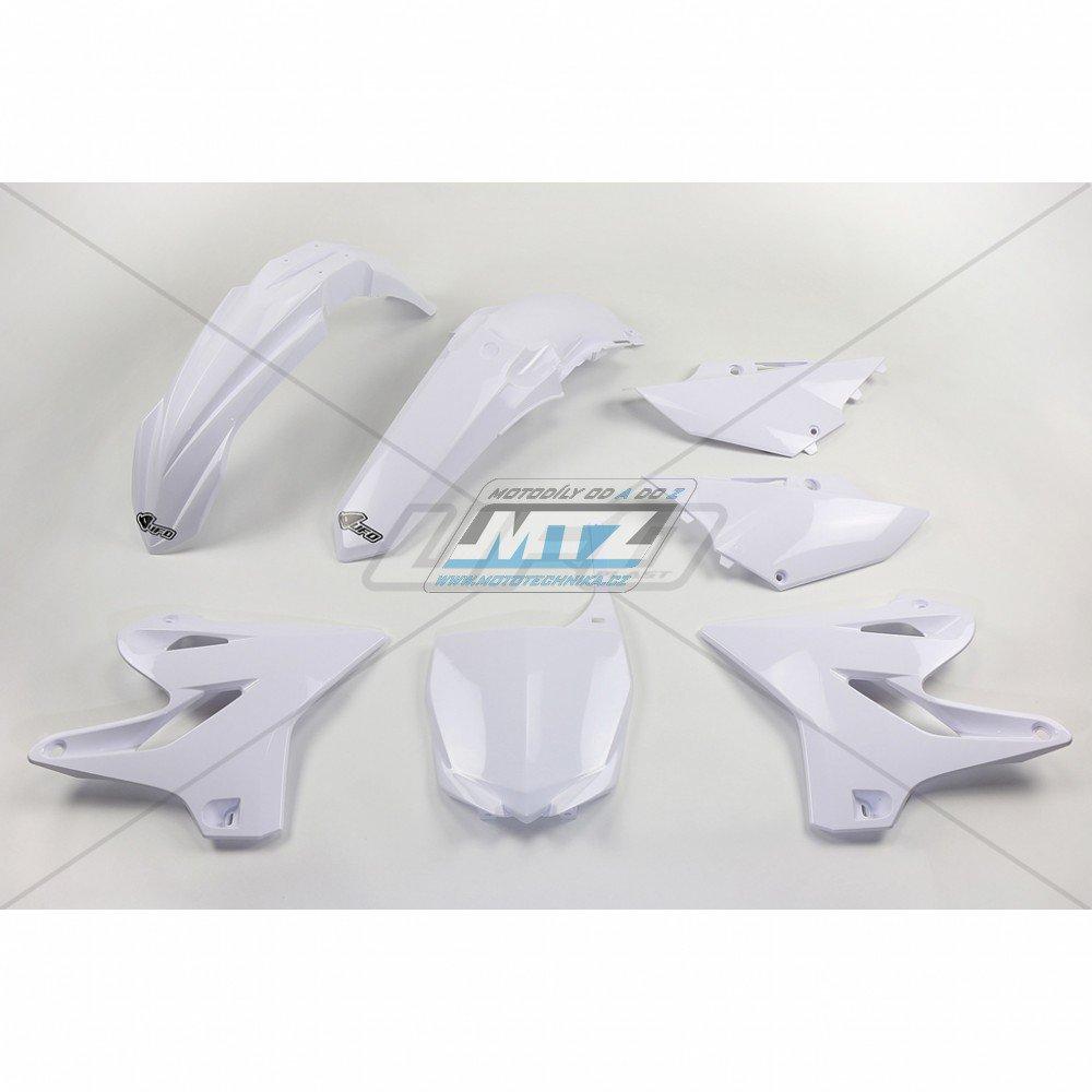 Sada plastů Yamaha - YZ125+250 / 15-17 - bílá