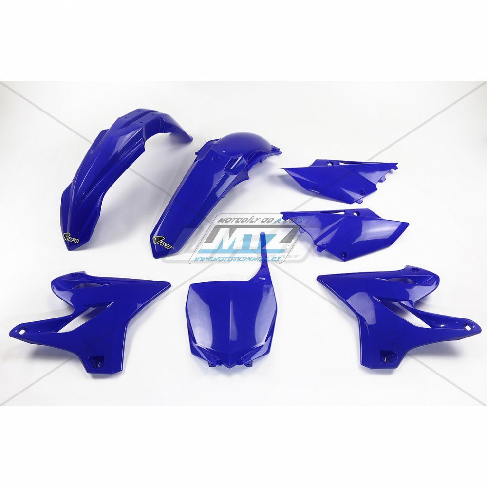 Sada plastů Yamaha - YZ125+250 / 15-17 - modrá