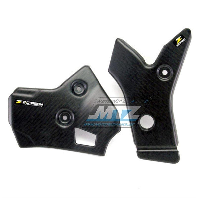 Kryty rámu Z-Carbon Honda CRF250L + CRF250M / 12-16