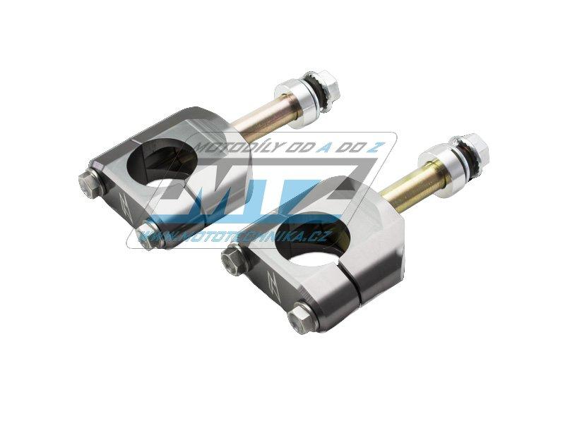 Klemy řidítek ZETA RX2 pro řidítka ¤28,6mm