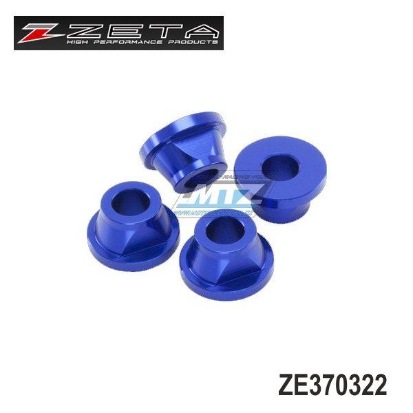 Podložky ZETA (4ks) - Kawasaki KX250F / 15- + KX450F / 12-