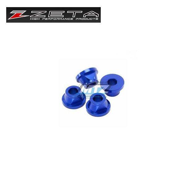 Podložky ZETA (4ks) - Yamaha YZ250F+YZ450F / 14- + YZ250FX+WR250F / 15- + YZ450FX / 16-