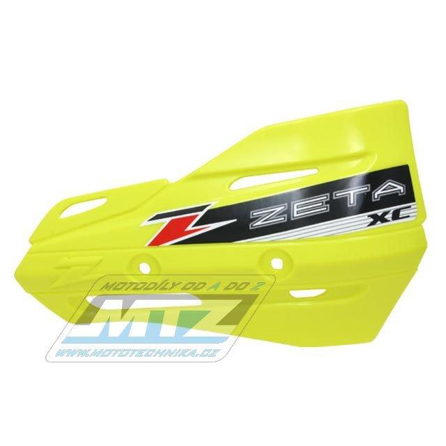 Kryty páček ZETA XC-Protector - žluté