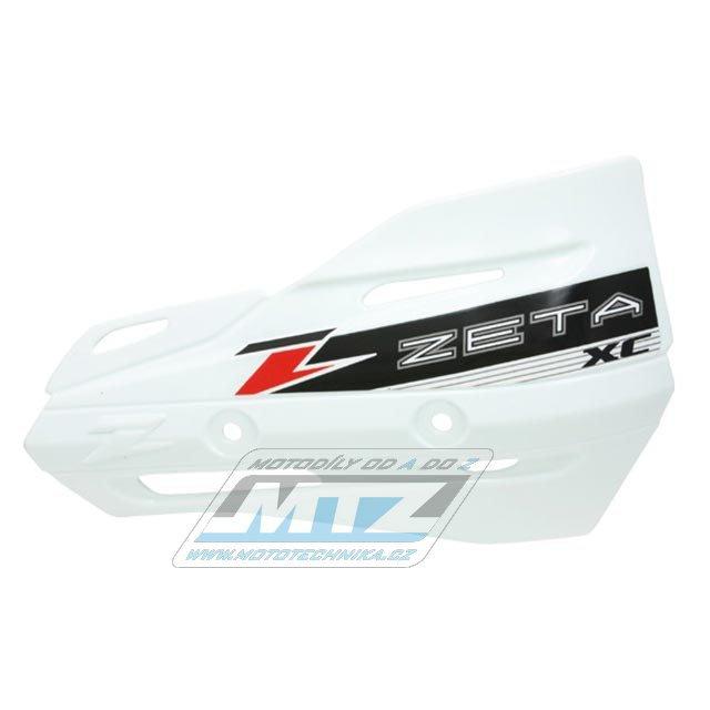 Kryty páček ZETA XC-Protector - bílé