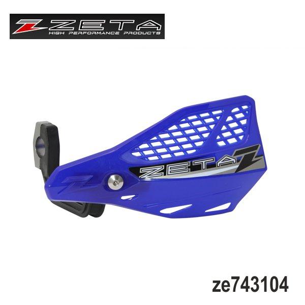 Kryty páček ZETA Stingray včetně montážního kitu modré
