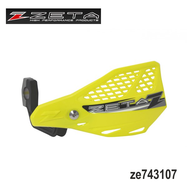 Kryty páček ZETA Stingray včetně montážního kitu žluté