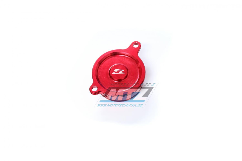 Víko olejové filtru Kawasaki KXF450 / 06-15 + KLX450R / 08-15