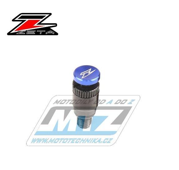 Ventilek odvzdušňovací KAYABA / SHOWA (závit M5) - modrý