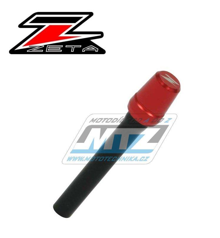 Ventil víčka nádrže odvzdušňovací jednocestný (Alu-hliníkový) ZETA - červený