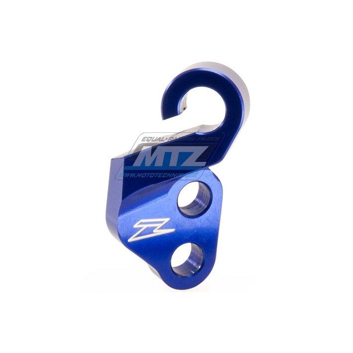 Vodítko spojkového lanka ZETA modré YZF250 2014 - 2015 YZF450 2014 - 2015 YZ250FX 2015 WRF250 2015